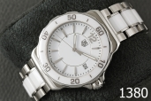 1380-TAG HEUER F1 WHITE CERAMIC