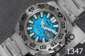 1347-SEIKO MINI MONSTER TURQUOISE LIMITED