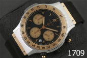 1709-HUBLOT SUPER B CHRONOGRAPH 18K ROSE GOLD & S.STEEL