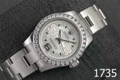 1735-ROLEX OYSTER PERPETUAL LADY 176200