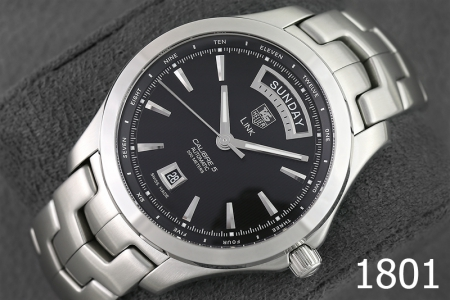 1801-TAG HEUER LINK DAY DATE