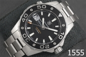 1555-TAG HEUER AQUARACER AUTOMATIC 500M CALIBRE 5