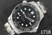 1718-OMEGA SEAMASTER DIVER 300M CO-AXIAL 42MM.