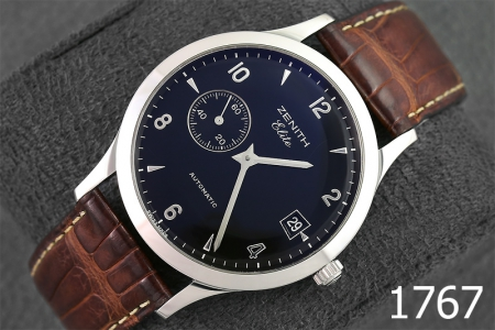 1767-ZENITH ELITE ULTRA THIN AUTOMATIC