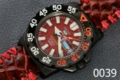 0039-SEIKO MINI MONSTER หน้าม่วง LIMITED