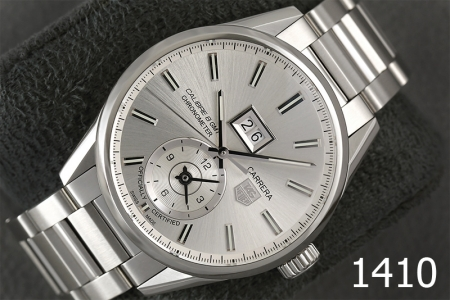 1410-TAG CALIBRE 8 GMT AND GRAND DATE AUTOMATIC